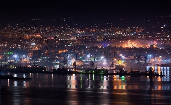 varna-night-black-sea